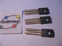 2N4918 Motorola Silicon PNP High Power Transistor - NOS Qty 3