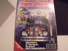 *** France Routes n°93 Le choc Peterbilt / DAF FTG 95-350