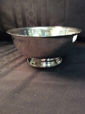 Gorham Silver Plated Medium Serving Bowl