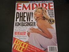 Kim Basinger, Mickey Rourke, Christopher Lambert - Empire Magazine 1994