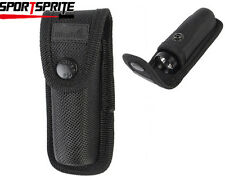 Ultrafire Tactical Belt Clip Holster Pouch for 2.5cm Dia 10cm Length Flashlight