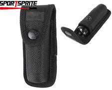 Ultrafire Tactical Belt Clip Holster Pouch for 2.5cm Dia 10cm Length Flashlight