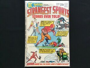 DC SPECIAL #7 Lot of 1 DC Comic Book - Strangest Sports Stories!