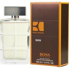Boss Orange Man  by Hugo Boss 100ml Eau De Toilette Spray