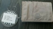 Kipling  Brand New Purse Wallet Colour Misty Rose