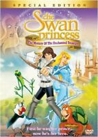 The Swan Princess III - The Mystery of the Enc New DVD