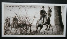 North Herefordshire Foxhounds  Ashperton Park  Vintage 1920's Photo Card # EXC
