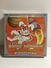 Killer Bunnies Laser Red Booster Deck 03 Gamma Series Cards ~ Playroom 2009