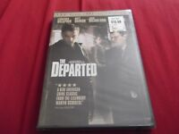 New/Sealed The Departed (DVD, 2007, 2-Disc Set, Special Edition)