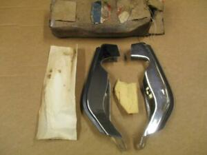 1971 71 Buick GS455 Skylark NOS Front Bumper Guards