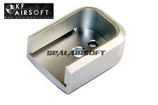 KUNG FU Airsoft Toy Type I Aluminum Magazine Base/Pad for TM Hi-Capa 5.1 GBB SV
