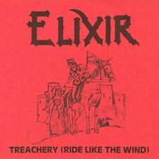 ELIXIR - Treachery (NEW*LIM.500*CULT NWOBHM REPLICA*SON OF ODIN)