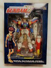 RARE Beez GUNDAM WING || Wing Gundam Zero Mobile Suit Figure (2004)