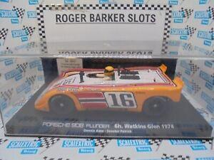 """Fly 88047 Porsche 908 Flunder """"Watkins Glen 1974"""" #16 BNIB"""