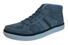 Suede Slip Resistant Hi Tops Shoes for Men