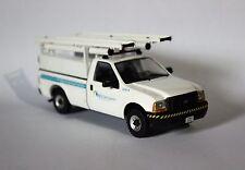Ford F-250 Pickup Service 1:43 Diecast