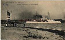 Marine Ansichtskarten vor 1914 aus Schleswig-Holstein