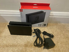 Official Nintendo Switch Dock Set (inc. HDMI, power supply, boxed) Used
