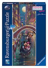 Ravensburger Disney veneciano romance Puzzle (1000 Piezas)