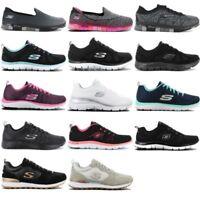 Skechers Donna Sneaker Memory Foam Scarpe Mocassini Tempo Libero Ginnastica