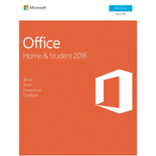 Microsoft Office Home and Student 2016 Win English APAC DM Medialess P2