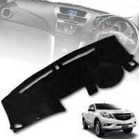 DASHMAT CARPET PAD DASH MAT DASHBOARD COVER FIT FOR MAZDA BT-50 BT50 PRO 2015-ON