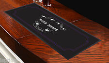 PERSONALISED THE MAN THE MYTH THE LEGEND BAR RUNNER FATHERS DAY L&S PRINTS