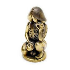 Vietguild's Fertility Amulet Bronze Figurine Statue Amulet
