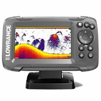 Lowrance HOOK2 4x Fishfinder GPS Plotter Bullet Skimmer