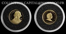 ÎLE Cook 1 Dollar 2012 James Cook OR/Gold 999/oo 1.25gr