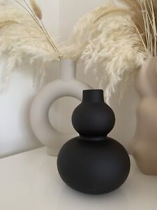 New Black Nordic Vase Scandi