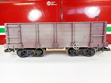 BACHMANN #98570 G SCALE WOOD ORE CAR PAINTED UNLETTERED W/METAL WHEELS