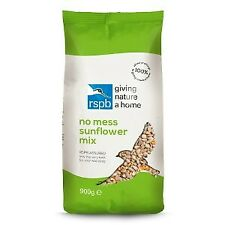 RSPB No Mess Sunflower Mix Wild Bird Food 900g