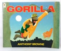 Gorilla by Anthony Browne used picture book award winning 2002 edition 1st print