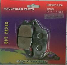 Yamaha Disc Brake Pads FZ1-N FZ1-S 2008-2010 Rear (1 set)