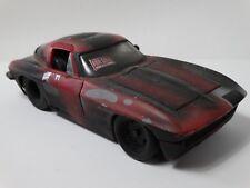 JADA 1963 Chevy Corvette Stingray For Sale '63 Barn Find 1:24 Scale Diecast Car