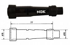 NGK Spark Plug Resistor Cover Cap Boot NEW SD05F ATV Motorcycle Straight 5k Ohm