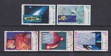 Germany - SG 2926/30 - used - 1999 - Outer Space - (catalogue value £14.00)
