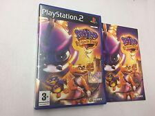 SPYRO A HERO'S TAIL PS2 2 PAL USATO