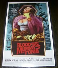 Blood from the Mummy's Tomb 11X17 Movie Poster