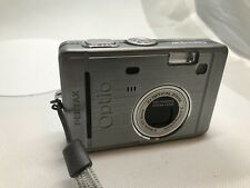 Pentax Optio S30 3.2MP Digital Camera - Silver