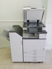 Ricoh MPC3503 Laser Multifunction Color Printer Copier , Booklet finisher