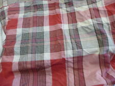 New listing Pottery Barn Jackson Plaid Red dog bed cover medium