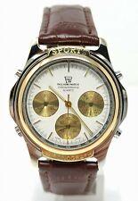 Orologio Palladio watch sport chronograph vintage clock chrono montre swiss made