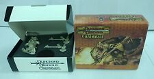 Rare Dungeons & Dragons Miniatures Game Chainmail Ogre Mercenary Box
