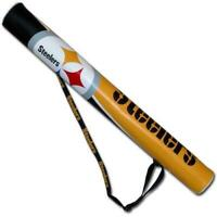 Official Pittsburgh Steelers Team Logo Can Shaft Drink Cooler NFL Football
