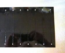 Mackie MCU fader dust shield _ excellent condition.