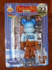 100% Medicom 2013 Disney Christmas Party Pixar Bearbrick - No.22 Ratatouille