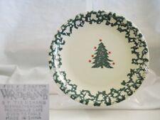 New listing Tienshan Folk Craft Winter Wonderland Salad Plate