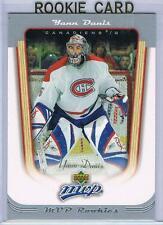 2005-06 UD MVP YANN DANIS ROOKIE CARD #400 CANADIENS